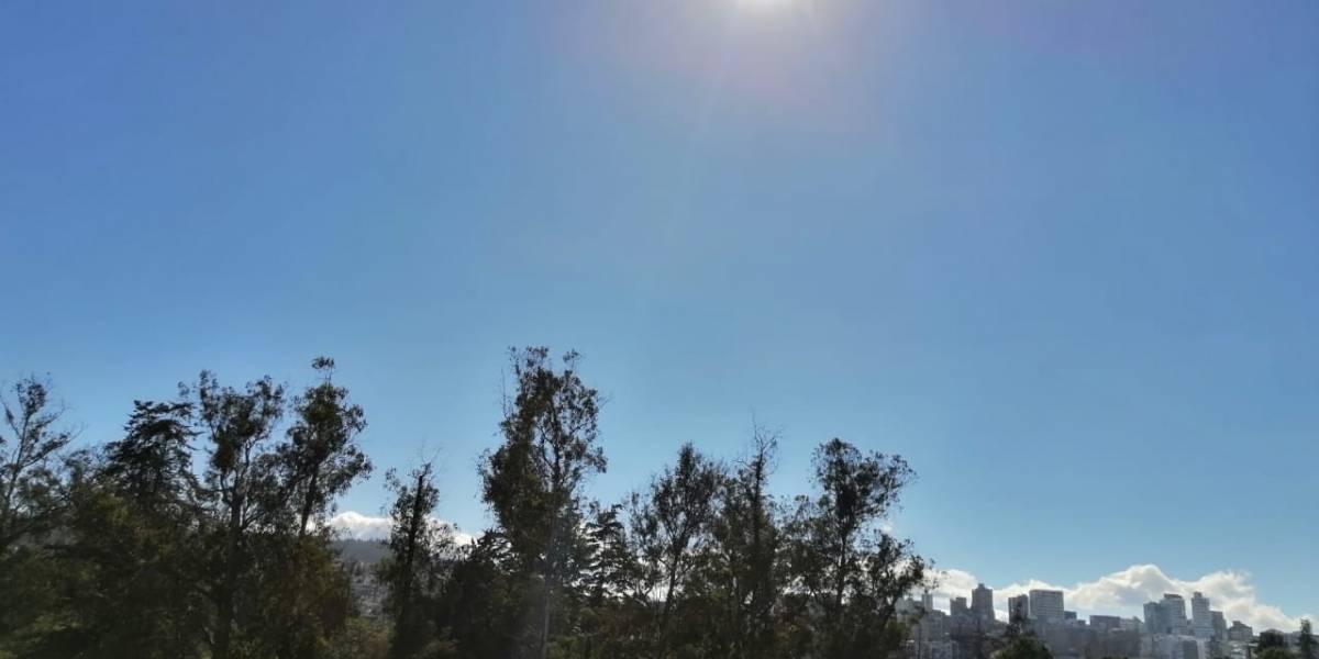 Radiación extremadamente alta para este 16 de enero. Evite estar expuesto a estas horas
