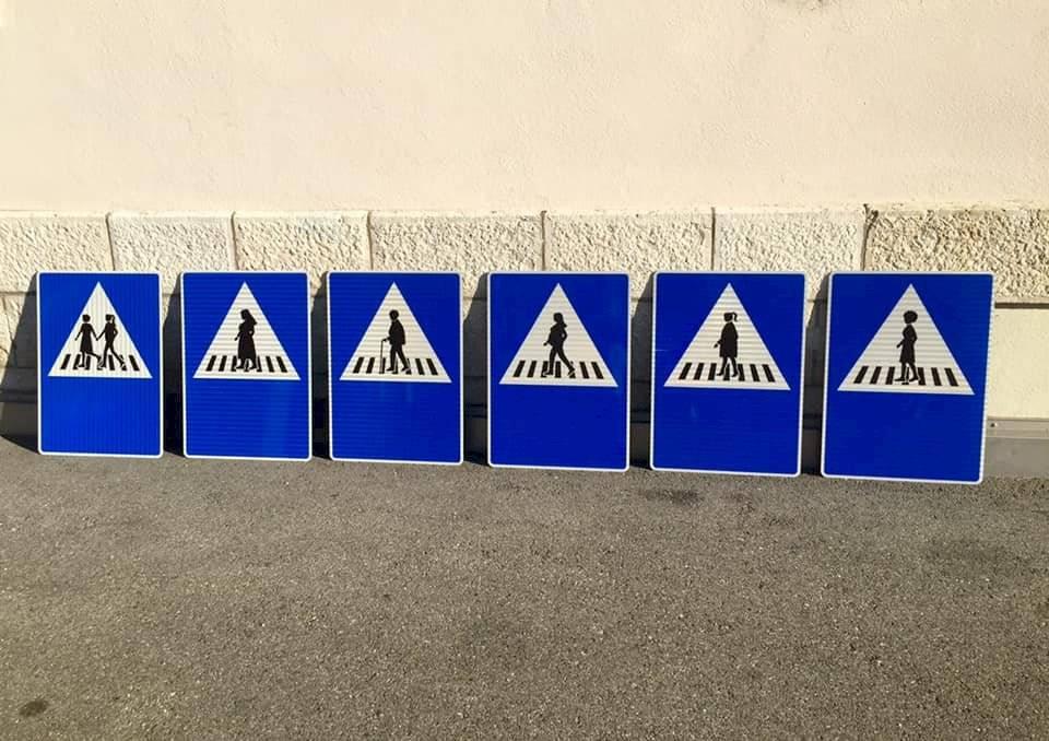 Estos son los nuevos señalamientos para los cruces de cebra