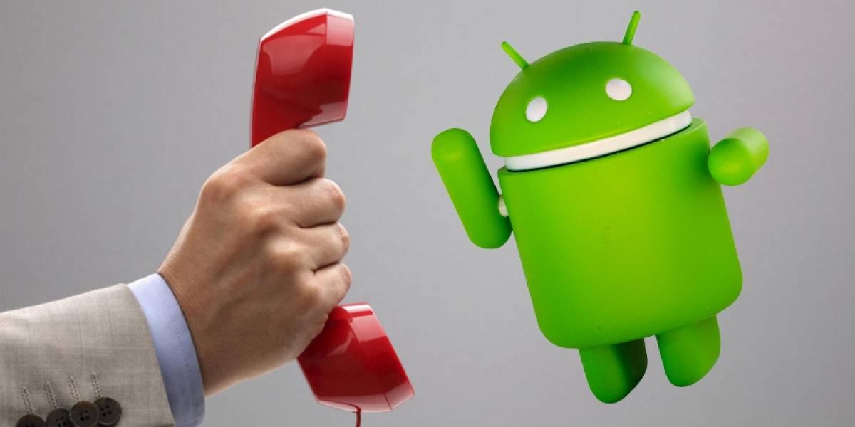 ¿Quieres grabar tus llamadas? Google pronto te dejaría hacerlo en Android