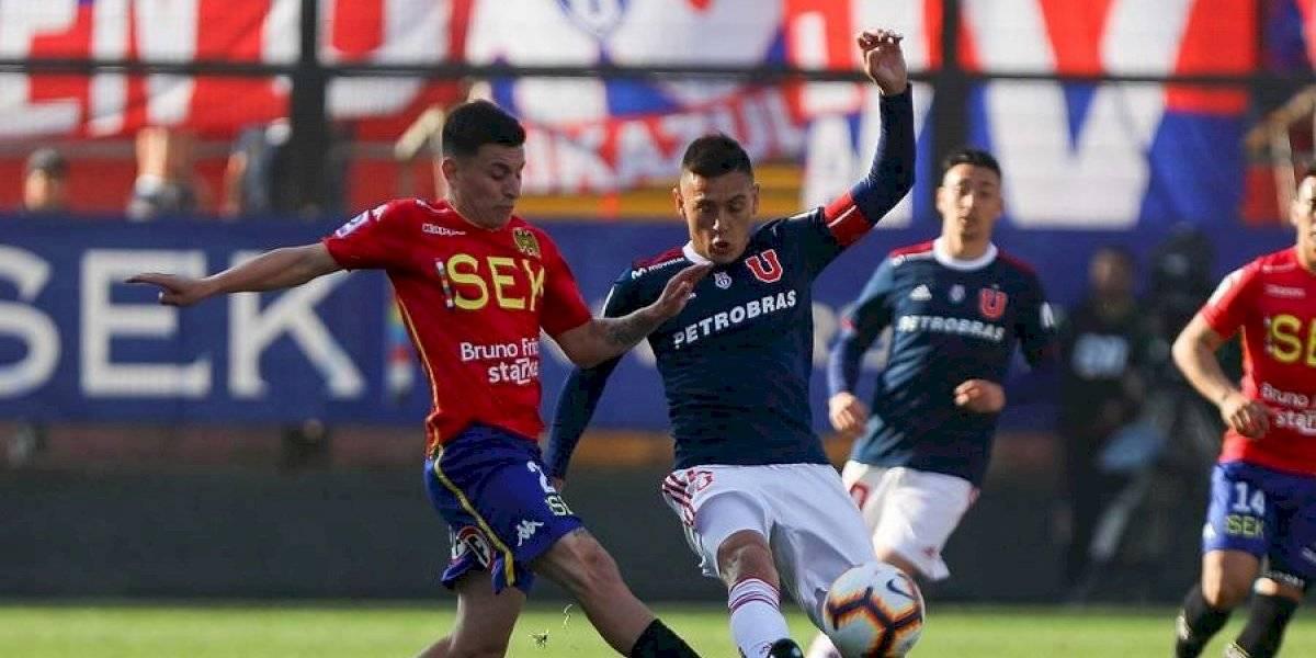 ANFP informó que no se venderán entradas para el partido entre la U y la Unión por Copa Chile