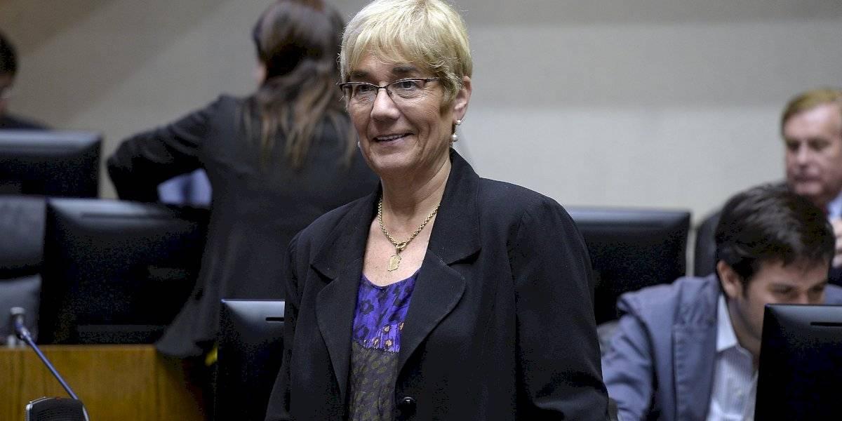 """Senadora UDI en discusión de matrimonio igualitario: """"Estamos avanzando hacia el fin de la humanidad"""""""