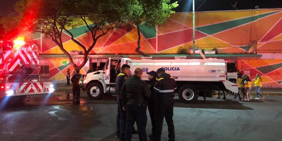Fiscalía descarta extorsión en incendios de mercados en CDMX