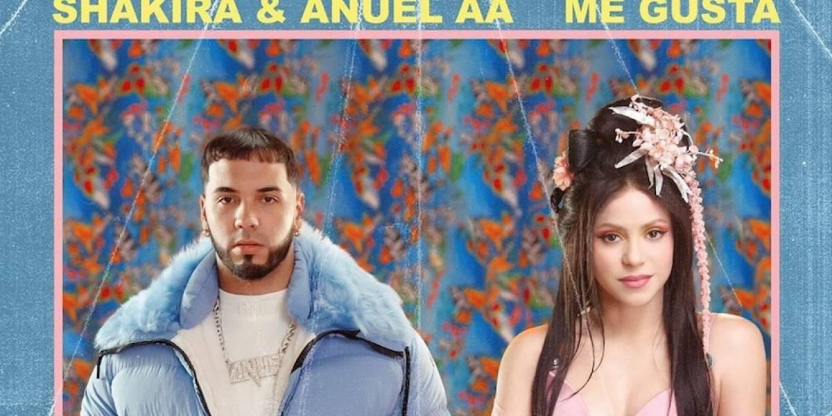 Shakira y Anuel AA aparecen en el Times Square y generan algunas críticas
