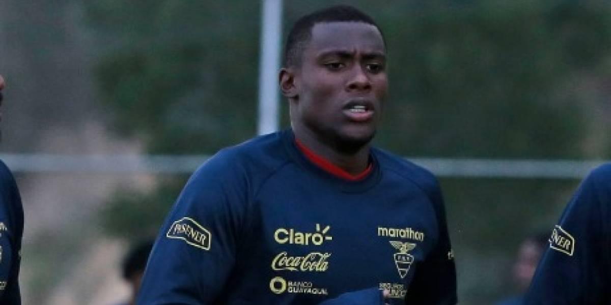 Liga de Quito confirma llegada de Marcos Caicedo