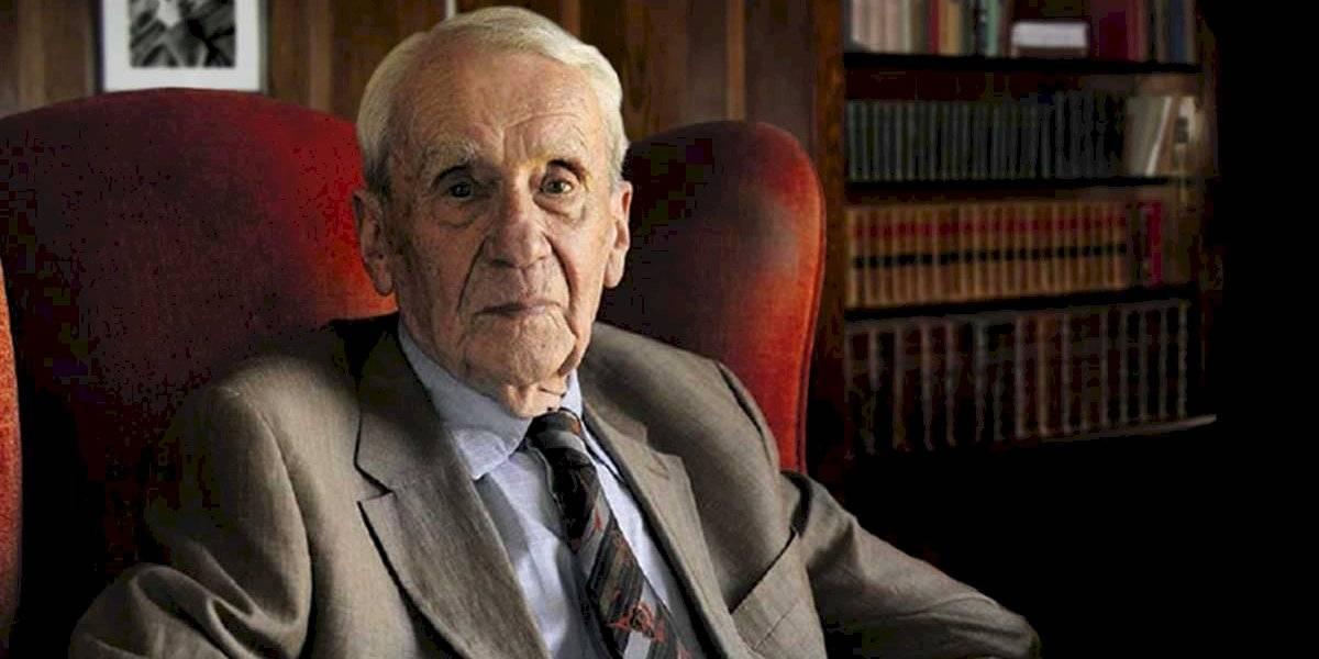Fallece Christopher Tolkien, hijo y albacea literario de JRR Tolkien