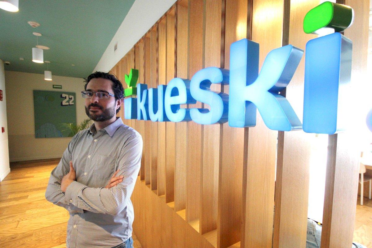 Jaime Romero, Director de Tecnología de Kueski. Foto: Publimetro