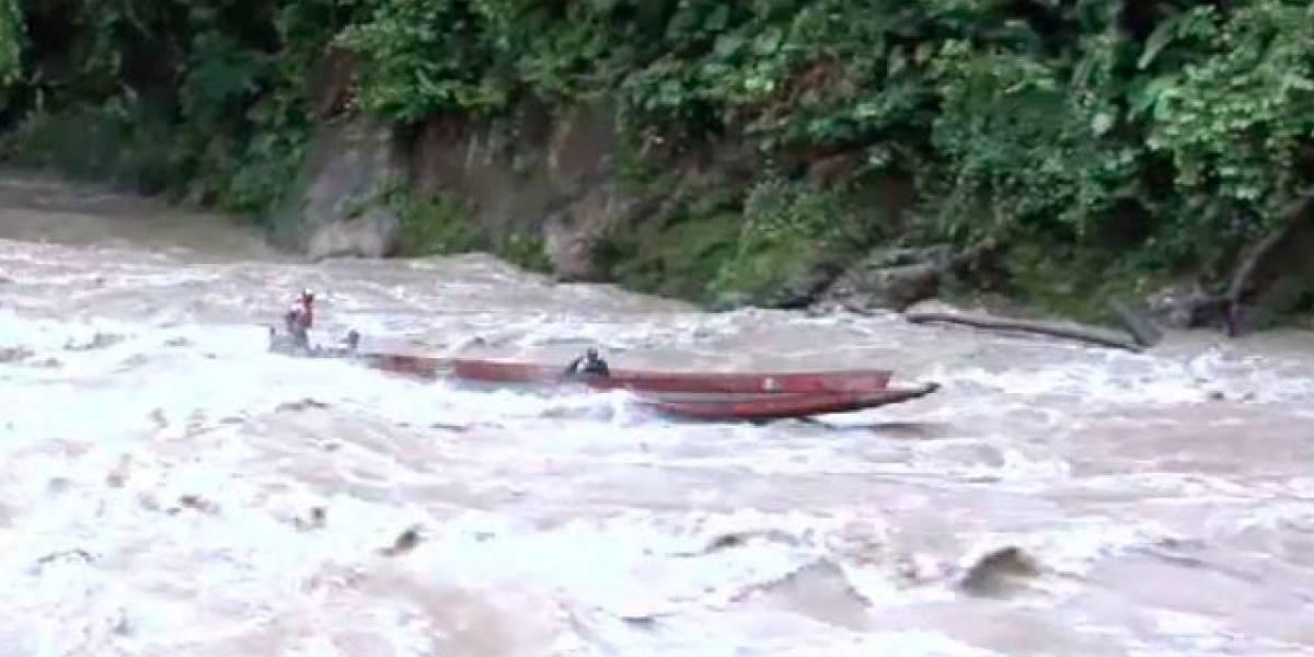 ¡Aterrador! Líder social fue sacado de su pueblo, asesinado y tirado a un río