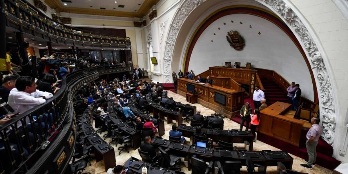"""Eurocámara condena """"intento de golpe de Estado parlamentario"""" en Venezuela"""