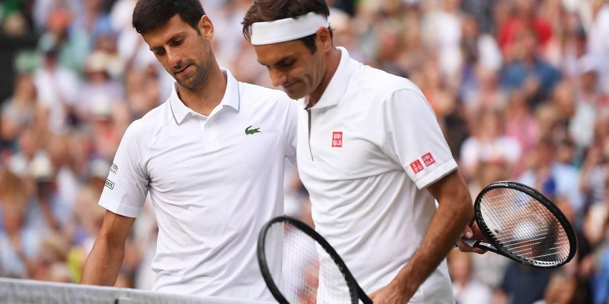 Djokovic y Federer no se enfrentarán en la Final del Australia Open