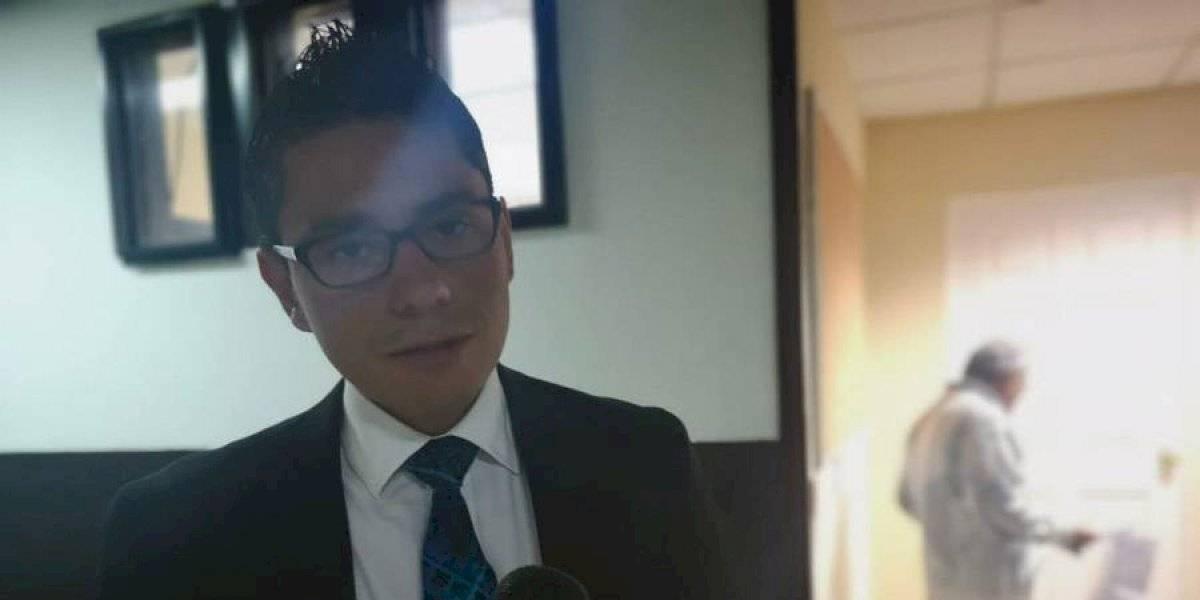 Renuncia fiscal de la FECI para resguardar su integridad personal