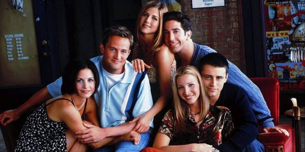 "Courteney Cox publicó foto inédita de la ""última cena"" del elenco de 'Friends'"