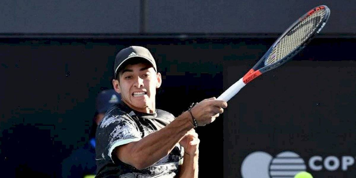 Cristian Garin ya tiene rival para su debut en el Australian Open 2020