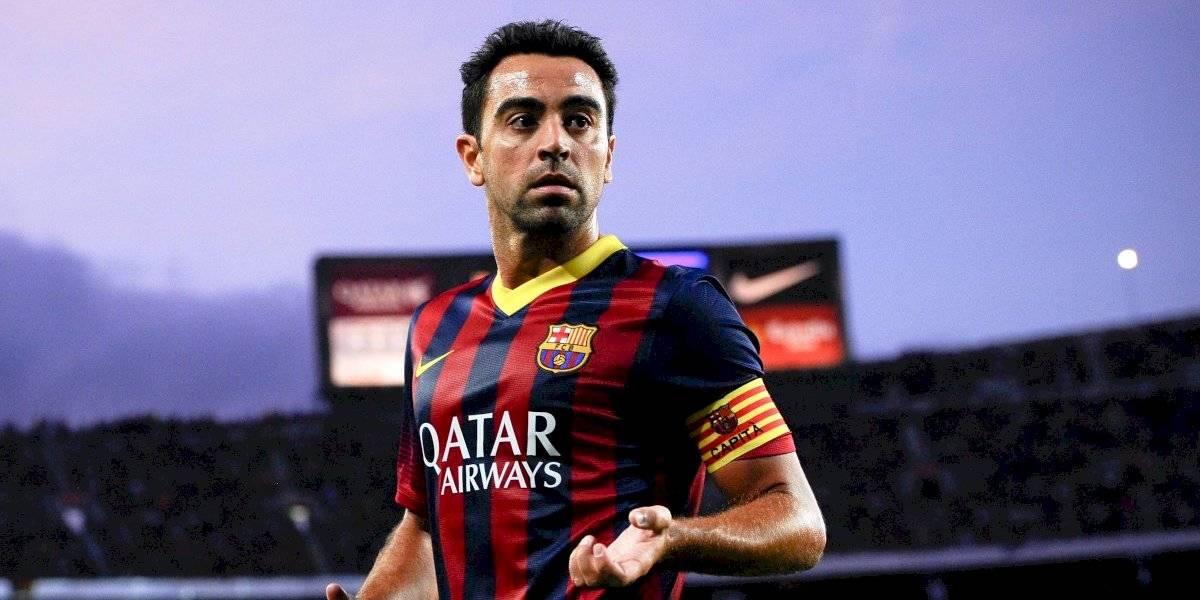 Xavi explica las razones por las que rechazó al Barça