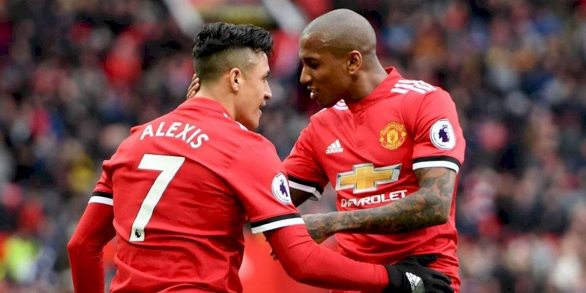 El Inter confirmó el fichaje de Ashley Young