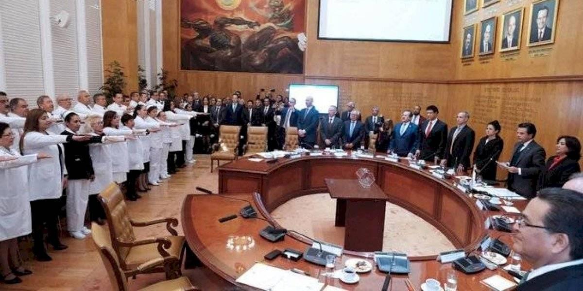 IMSS: Perfiles de los nuevos directivos ganadores del primer Concurso de Oposición