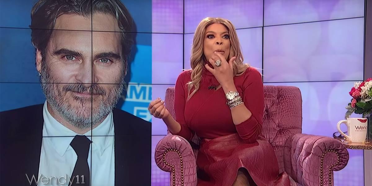 Apresentadora dos EUA se desculpa após ironizar cicatriz de Joaquin Phoenix