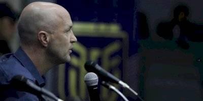 Jordi Cruyff, director técnico del Ecuador
