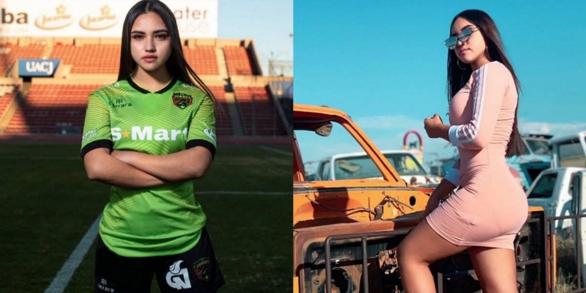 FOTOS: Karen González, la jugadora de Juárez que causa sensación