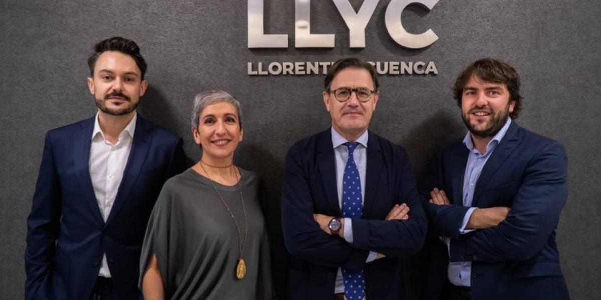 LLYC nombra tres nuevos socios