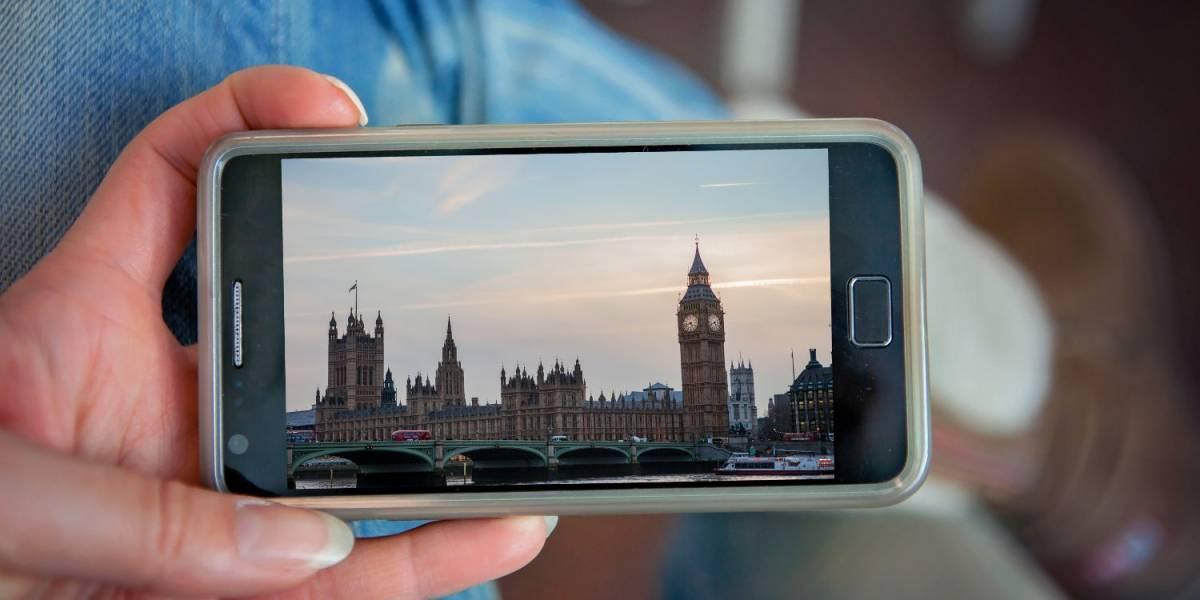 Screenoma Humano, el curioso proyecto que graba la pantalla del móvil a cada segundo
