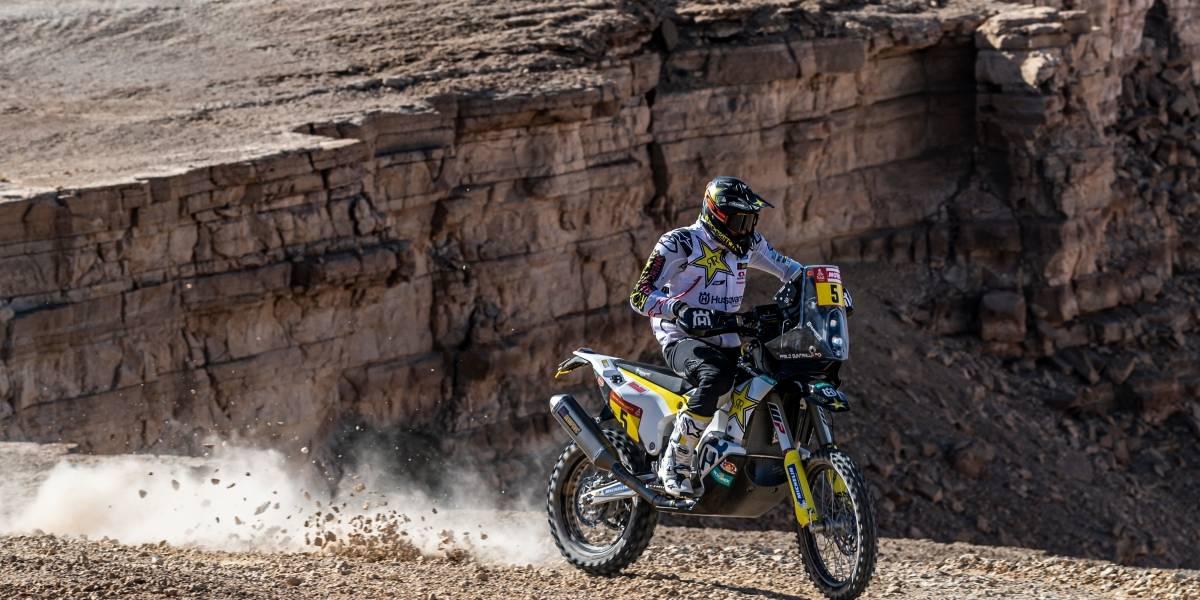 Rally Dakar 2020: Quintanilla gana la penúltima etapa y Casale a las puertas del título