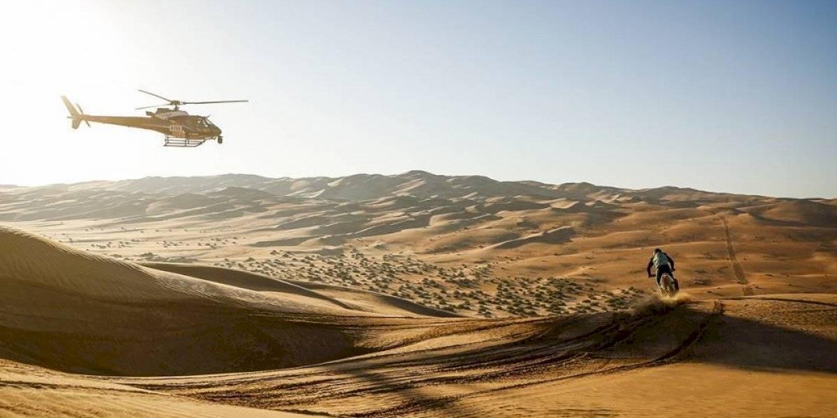 Francisco Arredondo escala posiciones en la penúltima etapa del Dakar 2020