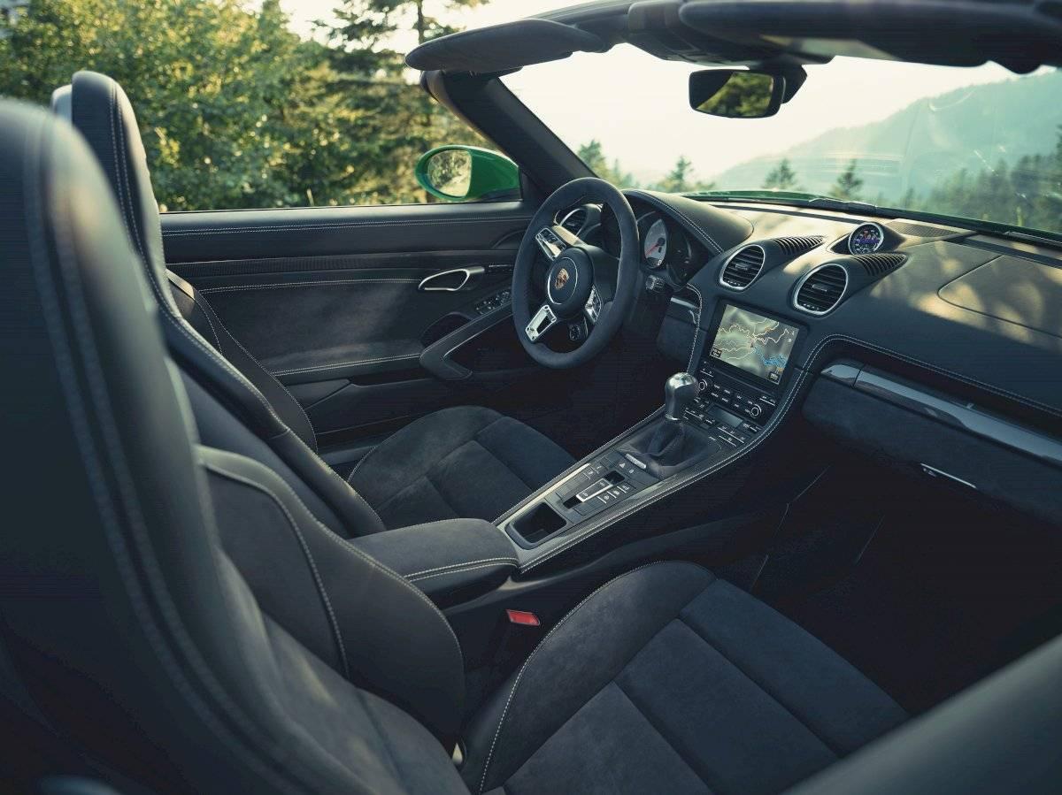 Porsche 718 GTS 4.0 1