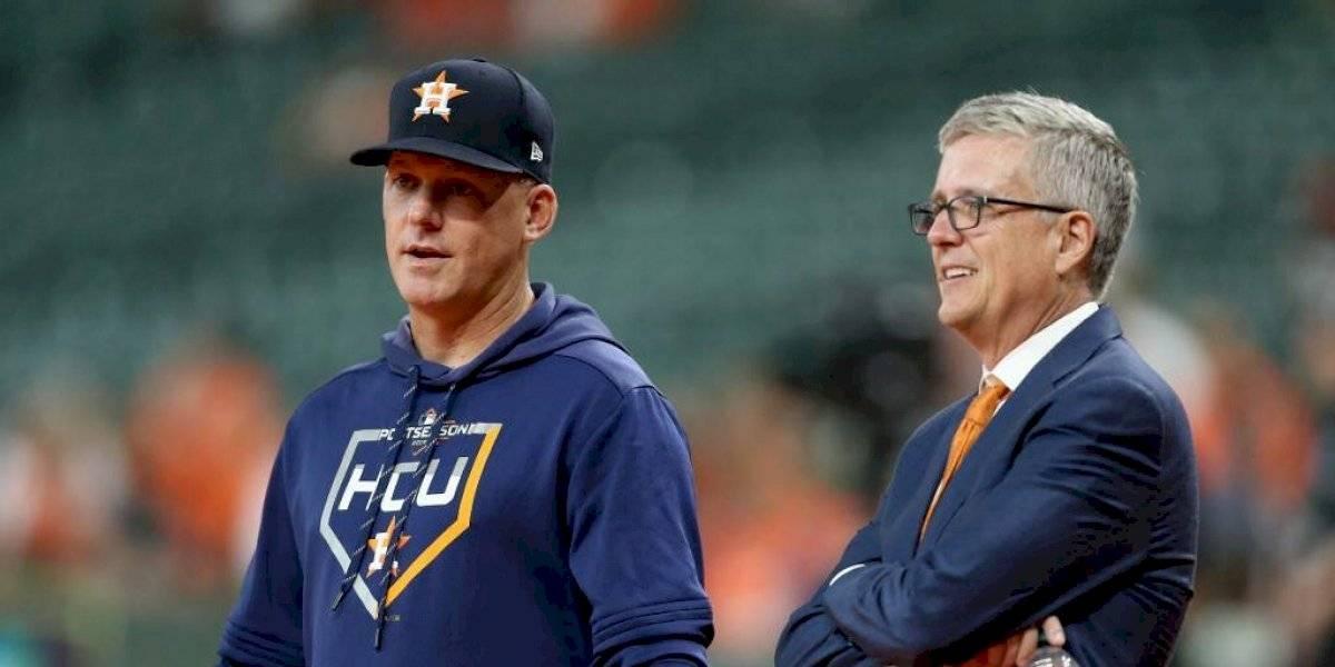 Las fuertes sanciones a los Astros de Houston por espiar a rivales con tecnología