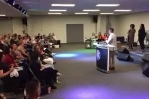 Pastor se molesta porque feligreses llevaron ayuda al sur por su cuenta