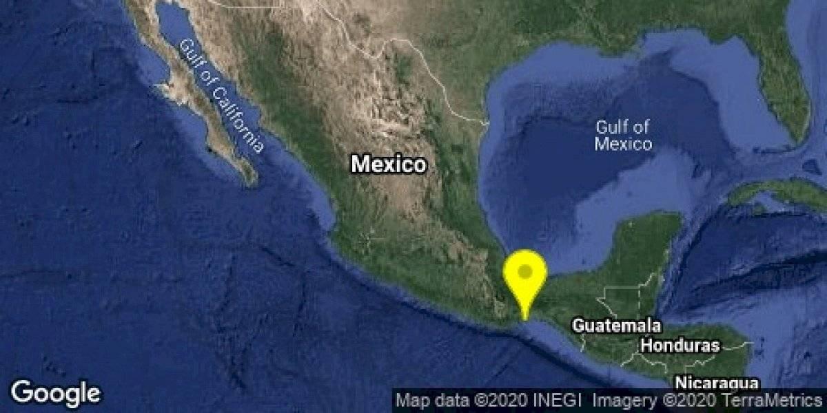 Sismo con epicentro en Oaxaca se percibe en CDMX