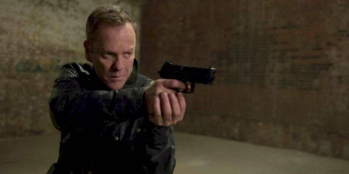 """¿Vuelve Jack Bauer? Fox quiere revivir """"24"""" con el regreso de Kiefer Sutherland"""