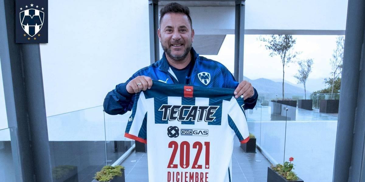 OFICIAL: Antonio Mohamed renueva con Monterrey hasta 2021