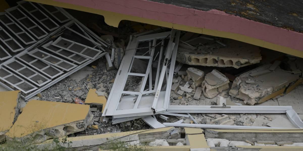 Inicia transición para culminar ayuda del Ejército de Estados Unidos a afectados por sismos
