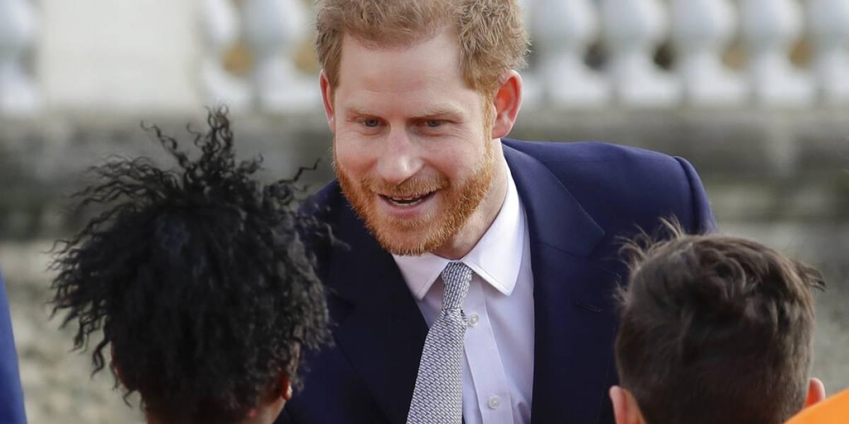 La familia real británica cada vez más pequeña