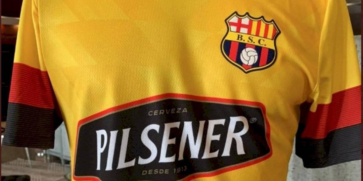 Noche Amarilla: críticas, comparaciones y precio de la nueva camiseta de Barcelona SC