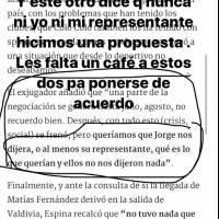 Instagram de Jorge Valdivia