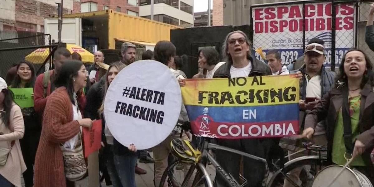 Denuncian que quieren volver a meter artículo del fracking en proyecto de regalías