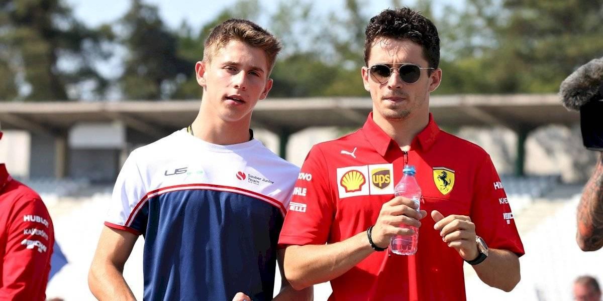 Ferrari ficha al hermano de Charles Leclerc
