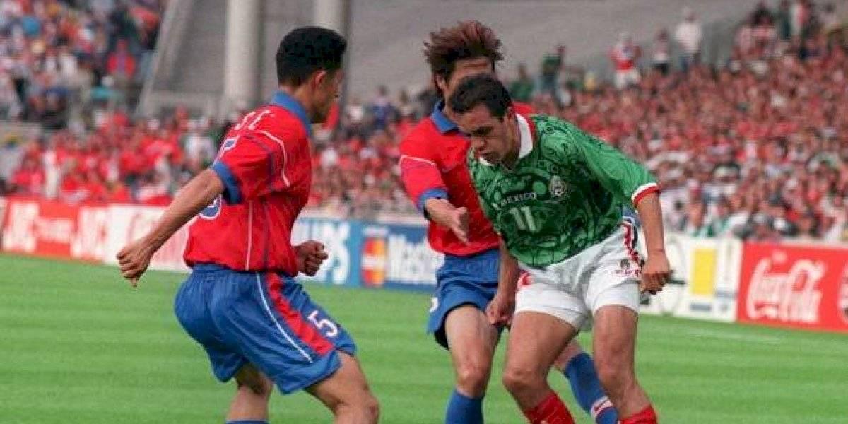 VIDEO: FIFA felicita a Cuauhtémoc Blanco recordando mítica 'cuauhtemiña'