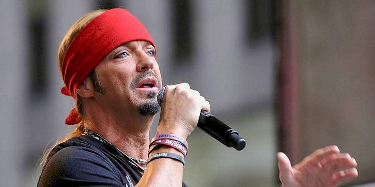 ▷ Bret Michaels de la banda Poison revela que padece cáncer de piel