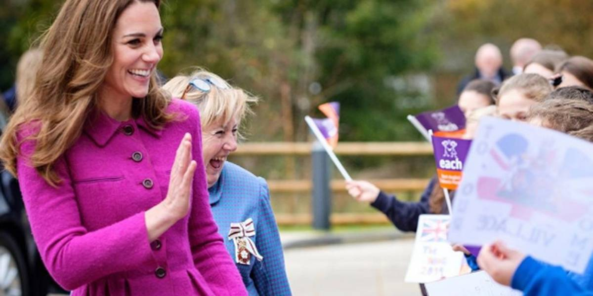 Kate Middleton asegura que William no quiere más hijos