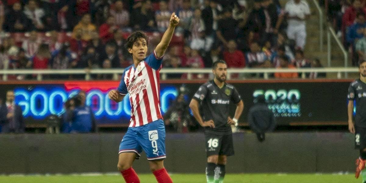 J.J. Macías pide que su apodo se relacione con futbol