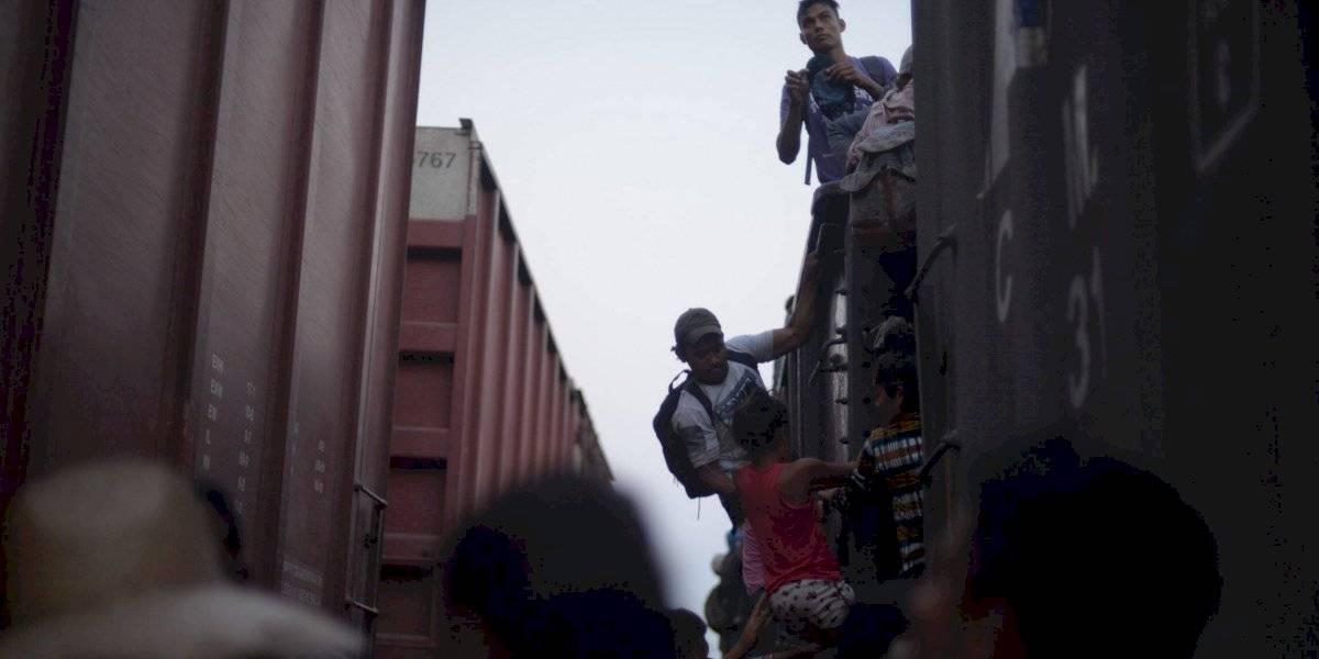 Ofrece AMLO cuatro mil empleos a migrantes en frontera sur