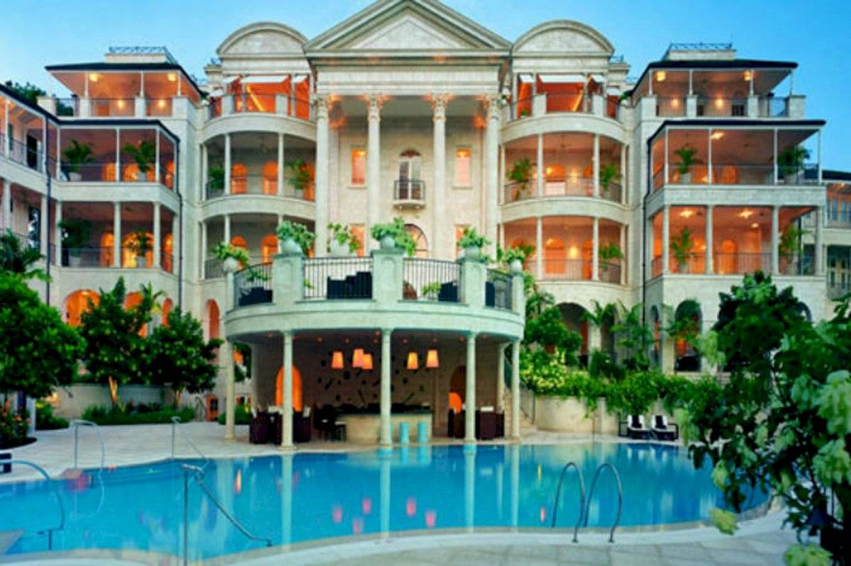 Esta es la lujosa mansión de Rihanna en Barbados que le costó 22 millones de dólares