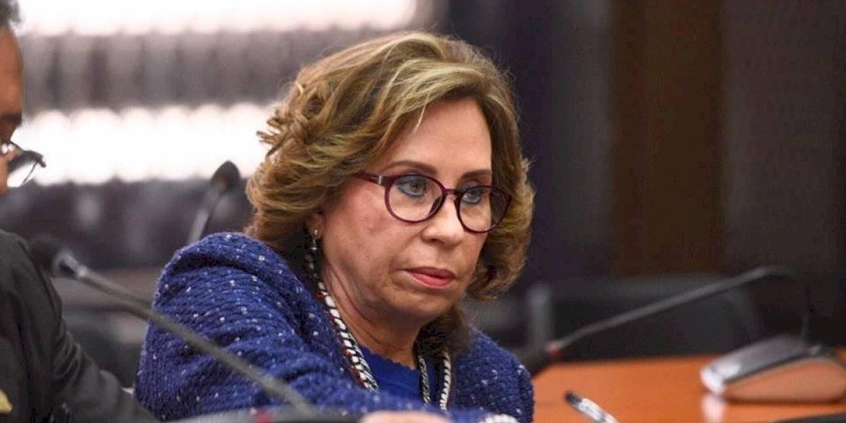 FECI conocerá denuncia contra Sandra Torres