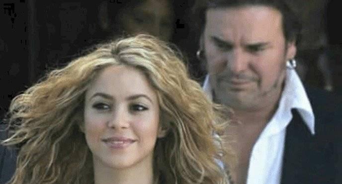 Shakira y Fernando Olvera Internet