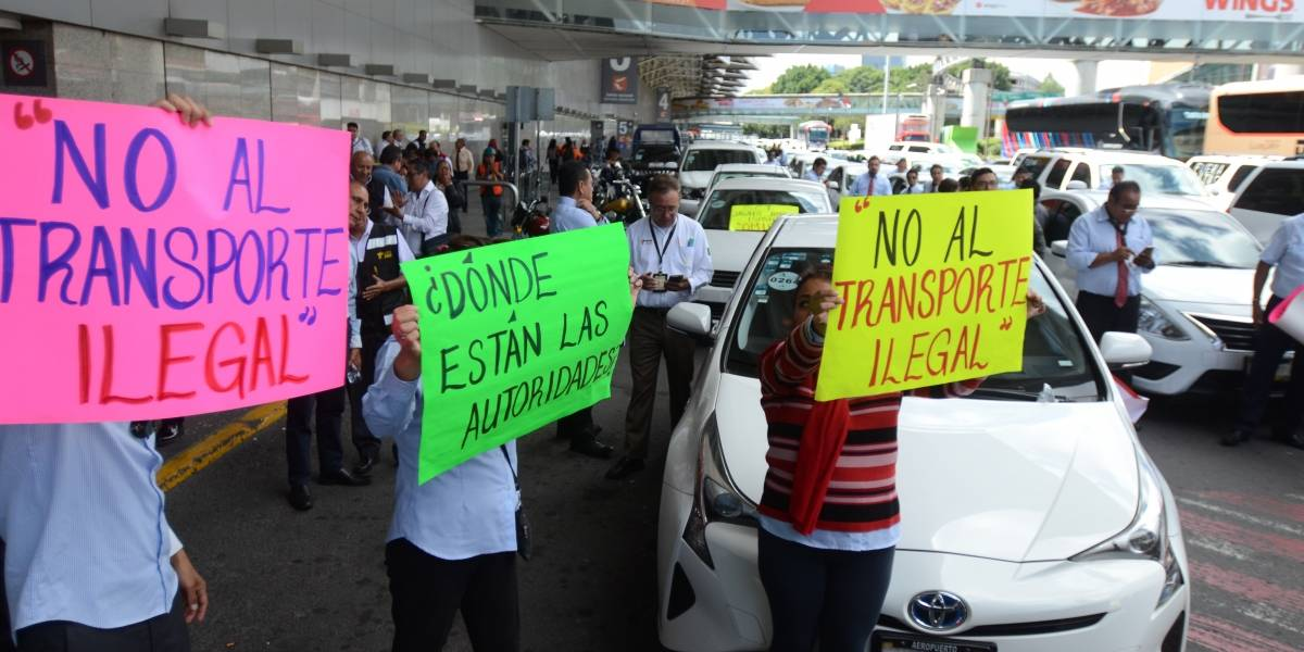 Tabasco castiga hasta con 6 años de prisión conducir Uber o BEAT