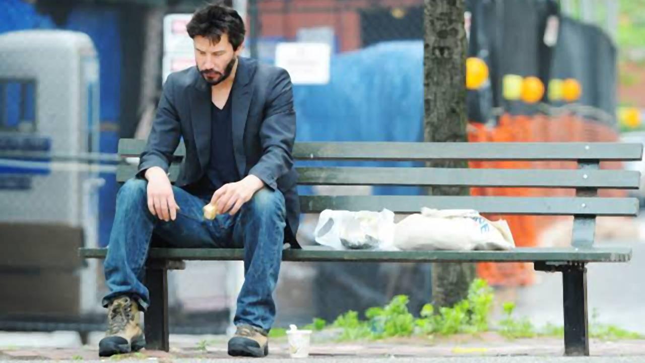 No es broma: Keanu Reeves es nominado a peor actor del 2019