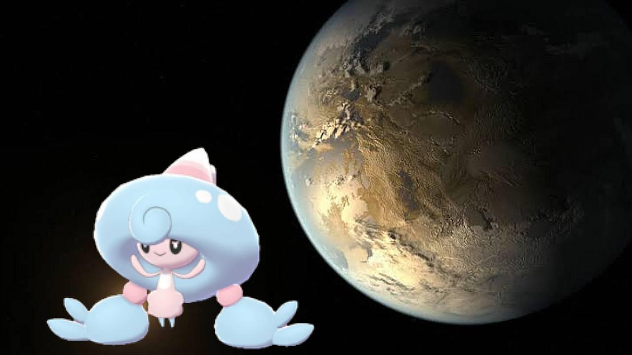 Pokémon Planetas