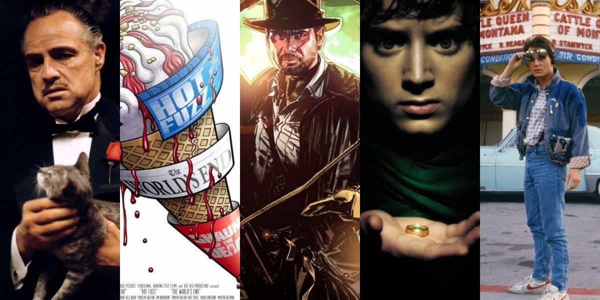 Revisamos las mejores trilogías de la historia del cine en un nuevo Ranking de Mundo Bizarro
